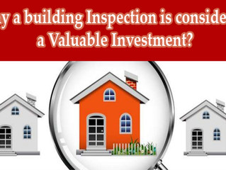 Why a building Inspection is considered a Valuable Investment?