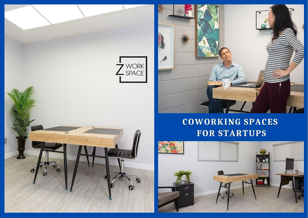 coworking spaces for startups