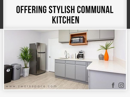 3 Crucial Factors That Must Be Considered While Building a Communal Kitchen