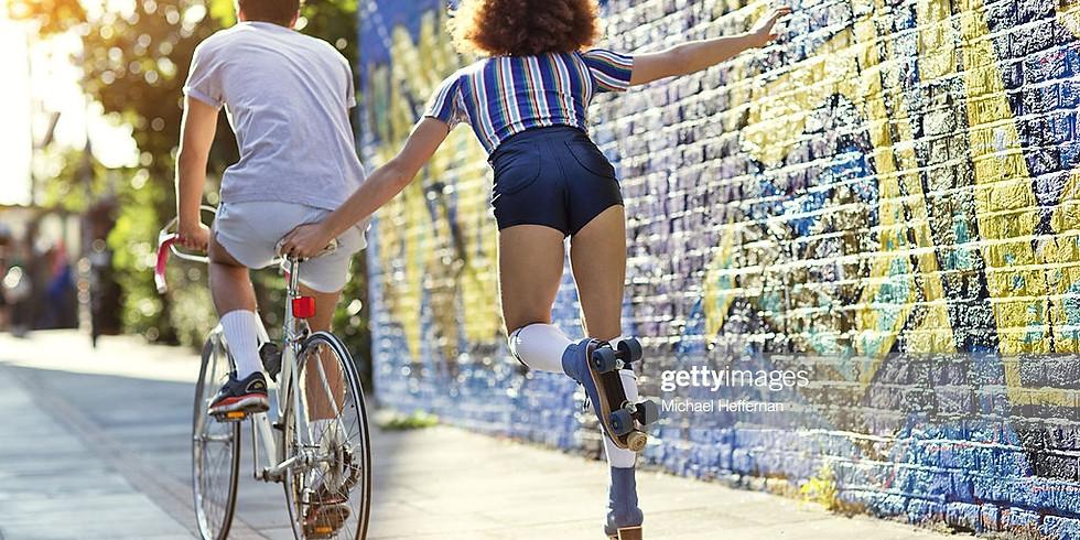 Bike, Roll, Walk for Breast Cancer
