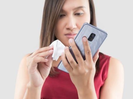 Android-Handy lädt nicht mehr? So reinigst Du den USB-C-Port