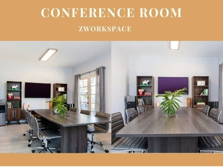 Looking for a Conference Room? 5 Popular Styles to Consider!