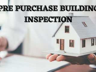 Why Do You Need An Appropriate Pre-Purchase Building Inspection Report?