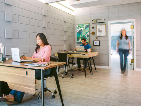 Workplaces In 2021: What Are Setting Amazing Trends?