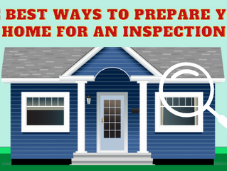 Here're The Best Ways To Prepare Your Home For An Inspection!