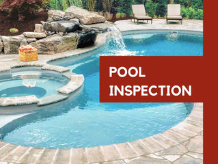 Want to have a secure pool?- contact a professional pool inspector