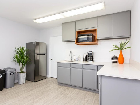 A Communal Kitchen Is a Must-Have of a Coworking Space - Why?