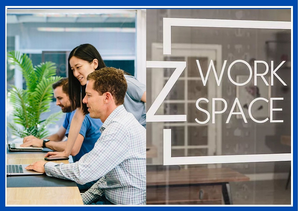 Corporate Coworking Space