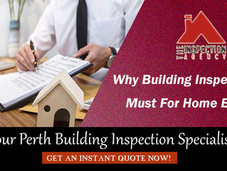 Why Building Inspections Is Must For Home Buyers? Find Out The Reasons!