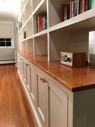 Cherry desk top