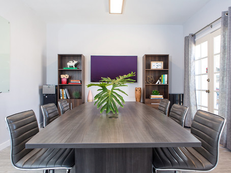 Conference Room Checklist: When Renting It