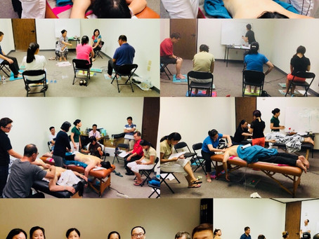 🎉🎉休斯顿好消息!Houston Good News!🎉🎉 这周DDS健康新技术發佈會和初级班技术培训圆满结束!👍🏻💐