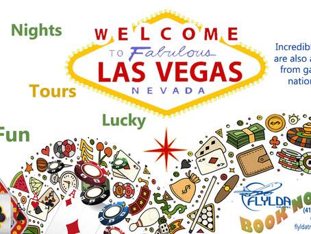 Las Vegas es diversión para todos