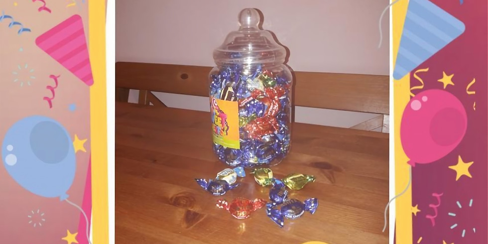 How many sweets are in the jar? Day 2 of Winter Fun Week.