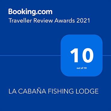 La Cabaña Fishing Lodge