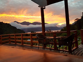 Yelcho lake lodge