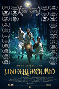 AKIL's final Underground poster (e-mail)