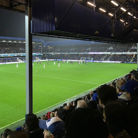 Living for the Weekend: Queens Park Rangers