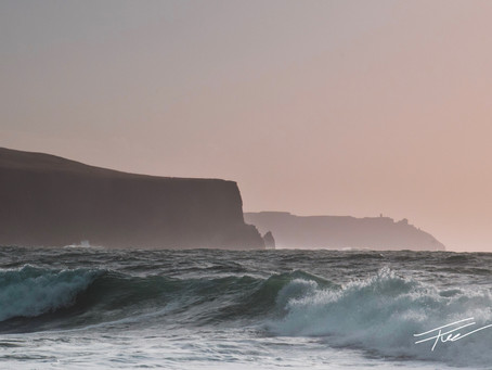 Iconic Places: Cliffs of Moher, Ireland