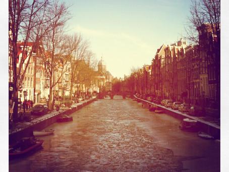 Het Withstraat Dagboek: Een Koude Dag in Amsterdam