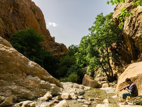 Atay Maghrebi: Climbing the Cascades in Ourika Valley