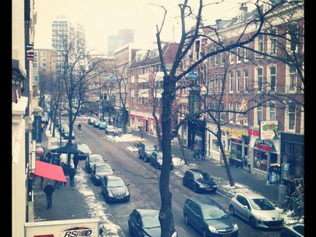 Het Withstraat Dagboek: Welkom