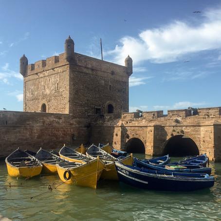 Atay Maghrebi: Skala du Port, Essaouira
