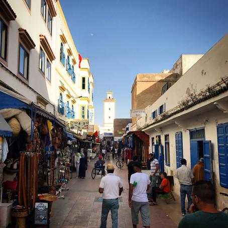 Atay Maghrebi: To Essaouira and the Atlantic