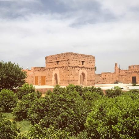 Atay Maghrebi: 'Your Eyes Aren't Moroccan' and Palais El Badi
