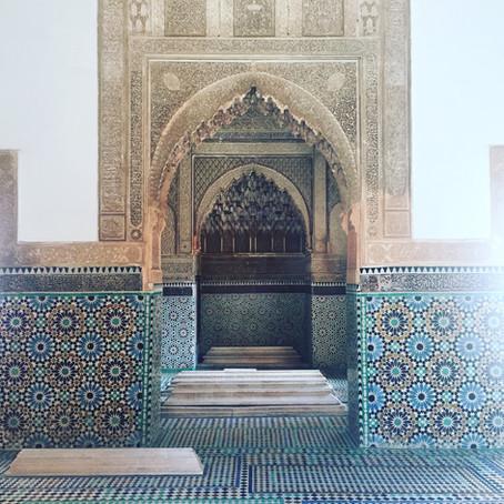 Atay Maghrebi: The Saadian Tombs