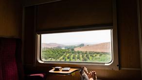 Atay Maghrebi: On The Night Train