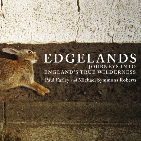 'Edgelands: Journeys into England's True Wilderness' by Paul Farley and Michael Symmons