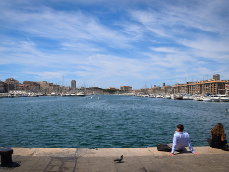 The Orient Unexpress: Marseille