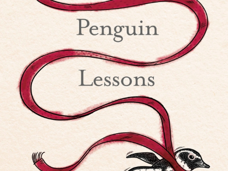 'The Penguin Lessons' by Tom Michell