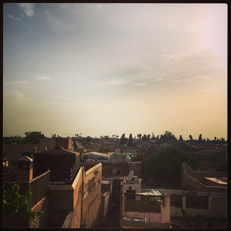 Atay Maghrebi: Lost and Found in Marrakech