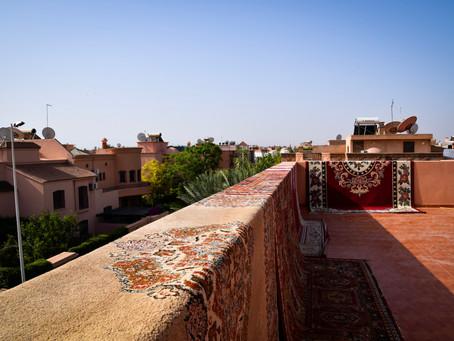 Atay Maghrebi: A House Guest in Targa