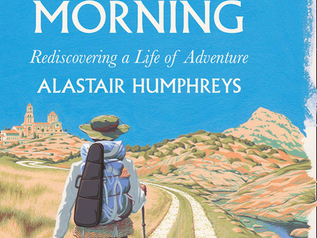 'My Midsummer Morning' by Alastair Humphreys