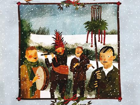 'The Wren Boys' by Carol Ann Duffy