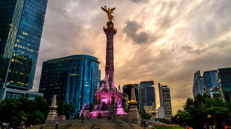 A week-end in Mexico City