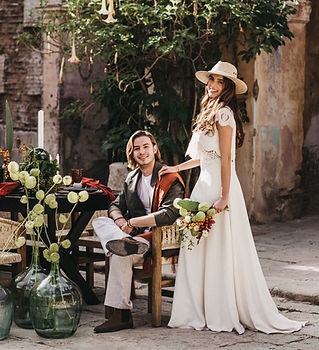 Sauvage - La novia libre