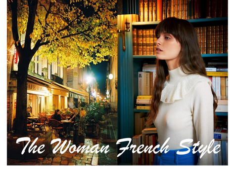 The Woman French Style