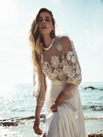 Vestido Barley - Caroline Takvorian