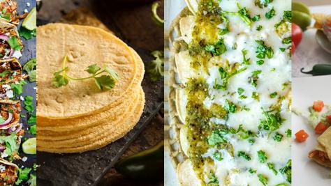 La tortilla sous toutes ses formes