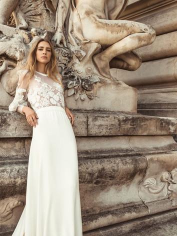Vestido Lou - Caroline Takvorian