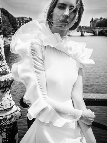 Vestido Gigi - Caroline Takvorian