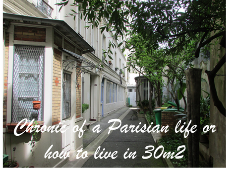 Chronic of a Parisian life or how to live in 30 m2