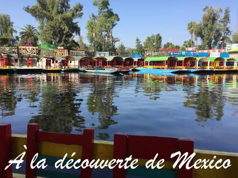 À la découverte de Mexico