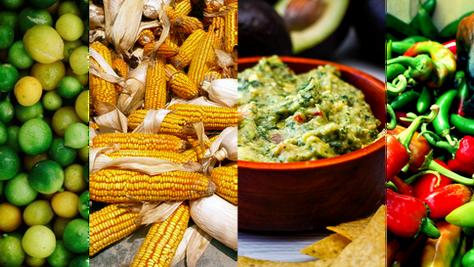 Les ingrédients de base de la gastronomie mexicaine