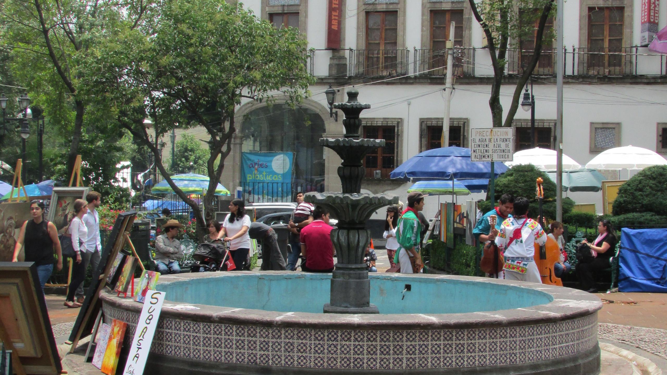 Bazar del Sabado 2
