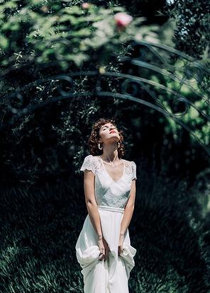 Vestido Ferré - Laure de Sagazan